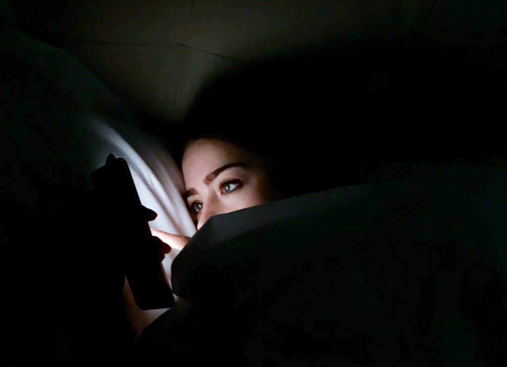 A telefon ijesztő történet